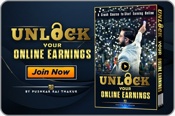 Unlock Your Online Earnings cover