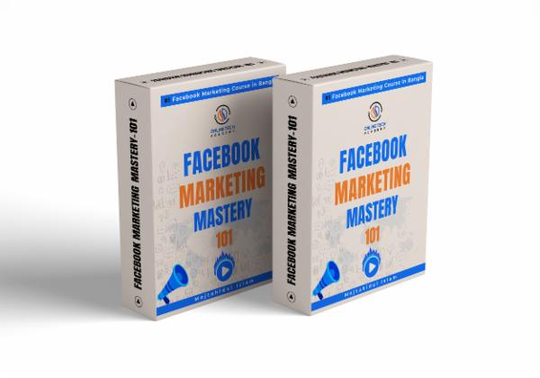 Facebook Marketing Mastery 101 cover