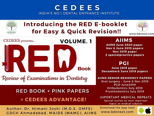 RED BOOK Volume- I cover