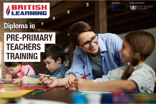 Diploma in Pre-Primary Teachers Training cover