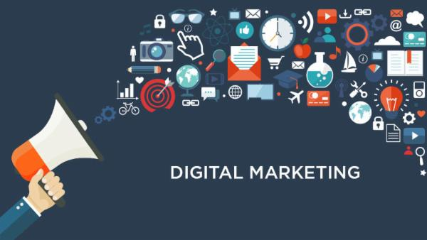 Digital Marketing- Instructor Led online Training cover