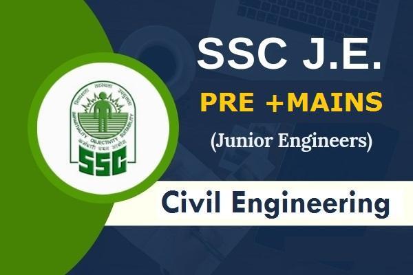 SSC JEN (PRE+MAINS) cover