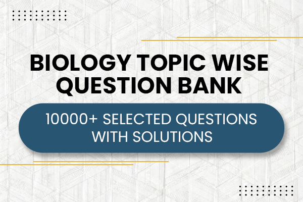 Biology Question Bank cover