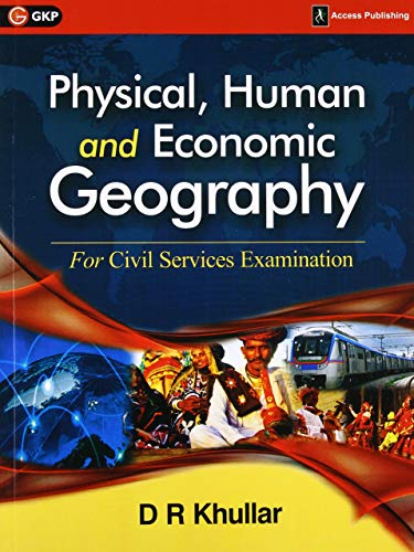 Physical, Human and Economic Geography cover