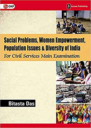 Social Problems, Women Empowerment, Population Issues and Diversity of India cover