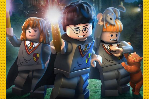 LEGO Harry Potter Quiz cover