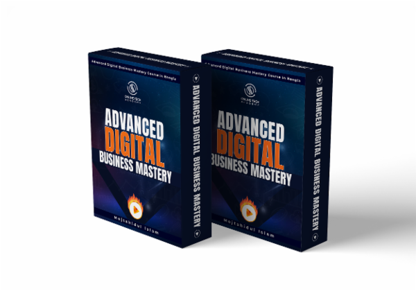 Advanced Digital Marketing cover