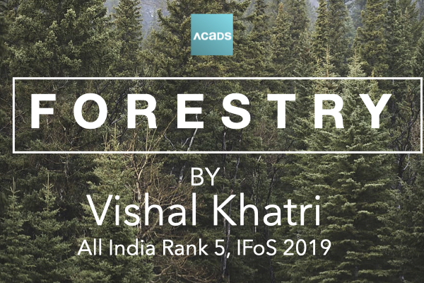 IFoS Forestry cover