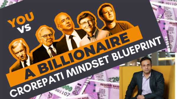 Crorepati Mindset Blueprint cover