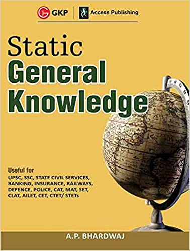 Static General Knowledge cover