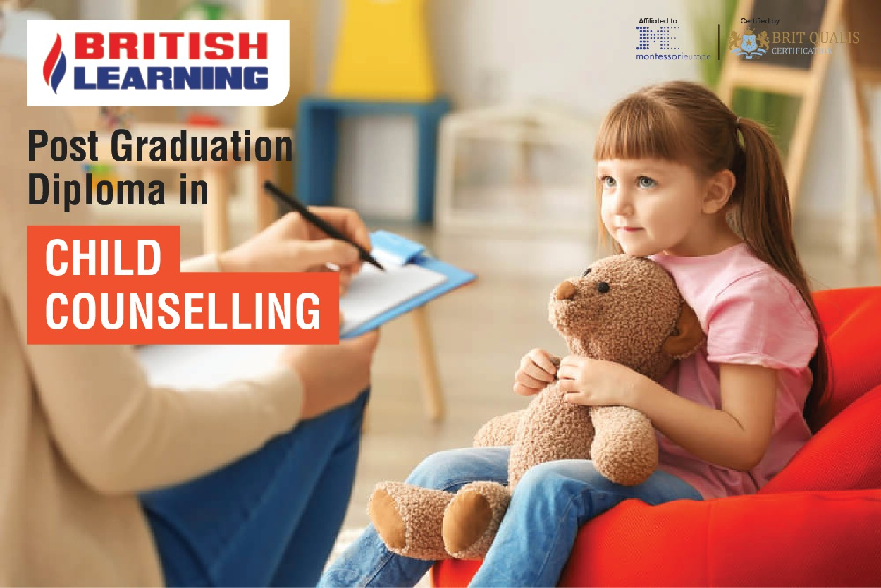 Post Graduation Diploma in Child Counselling cover