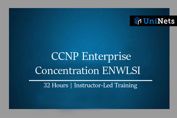 CCNP Enterprise - Concentration ENWLSI-Starts on 12th-Sep-2020 cover