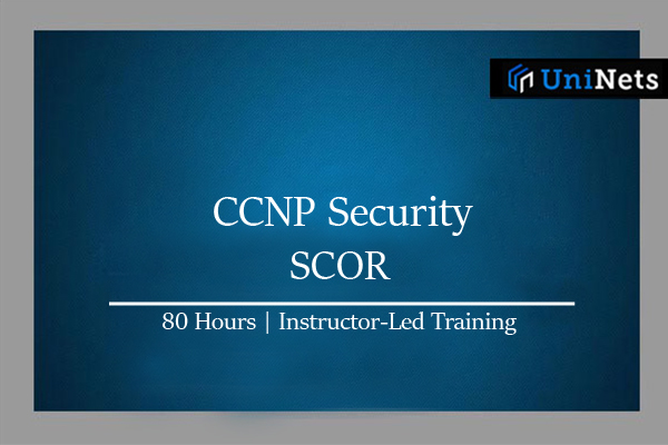 CCNP Security-SCOR- Starts on 26th-Dec-2020 cover