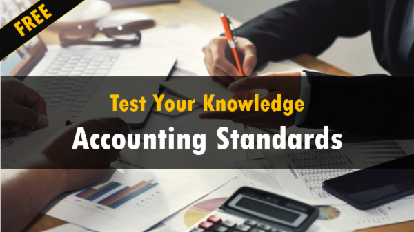 Test Your Knowledge in Accounting Standards cover