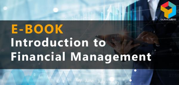 E-BOOK on Introduction to Financial Management cover