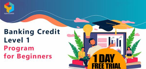 Banking Credit Level 1 Program for Beginners cover