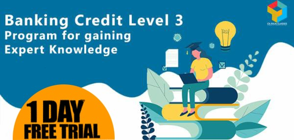 Banking Credit Level 3 Program for gaining Expert Knowledge cover