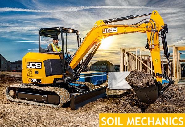 SOIL MECHANICS cover