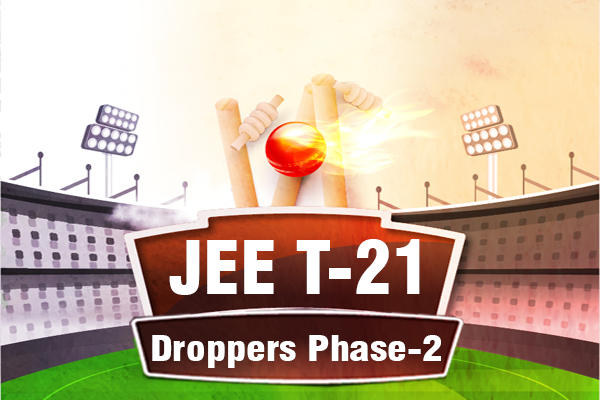 JEE T-21 - For Droppers Phase 2 cover