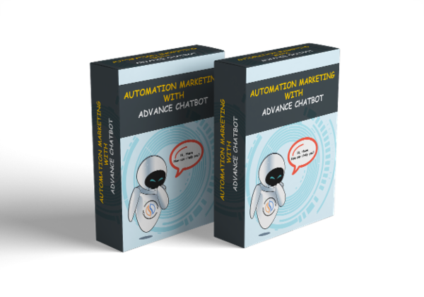 Automation Marketing With Advanced Chatbot cover