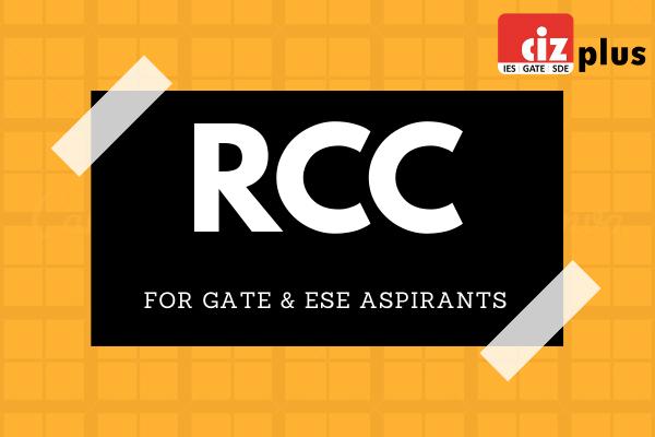 RCC - GATE/IES cover