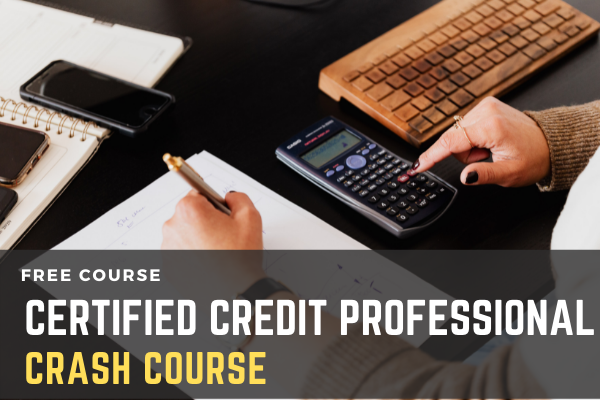 Free Crash Course on Certified Credit Professional cover