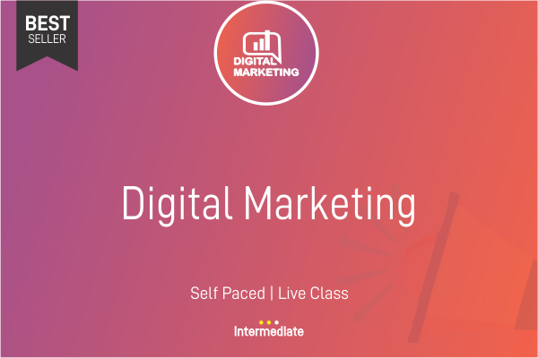 Digital Marketing Advance Training cover