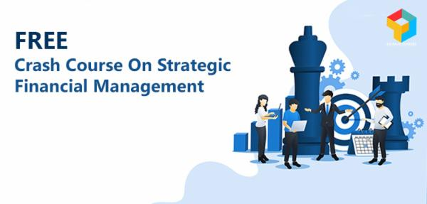 Free Crash Course On Strategic Financial Management cover