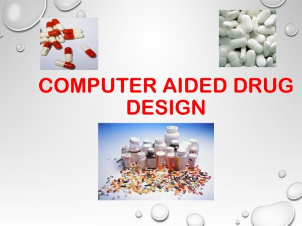 Free Live Webinar - Computer Aided Drug Discovery/Designing cover