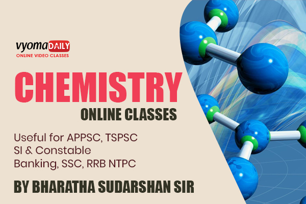 Chemistry Online Video Classes in Telugu | Watch Anytime - Online Only cover