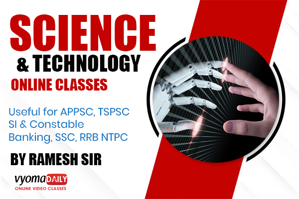 Science and Technology Online Classes in Telugu | Watch Anytime - Online Only cover