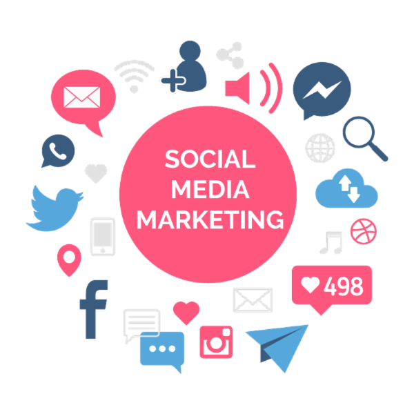 Social Media Marketing- DM II cover