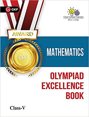 Olympiad Excellence Book : Mathematics - Class 5 cover