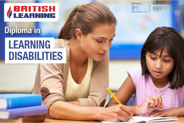 Diploma in Learning Disabilities cover