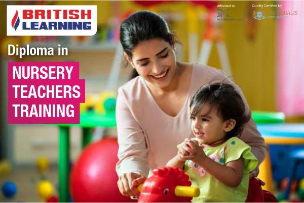 Diploma in Nursery Teachers Training cover