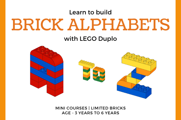 Duplo Alphabets cover