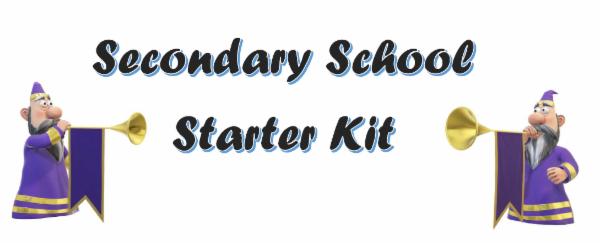 Secondary School Starter Kit cover