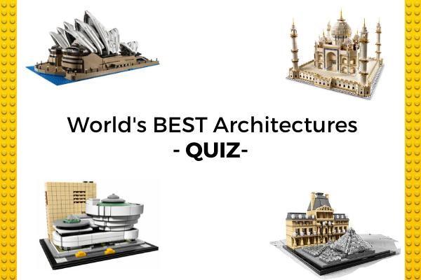 LEGO Architecture Quiz cover