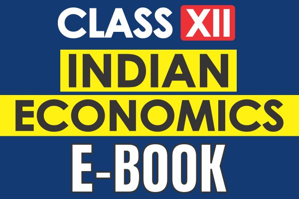 Indian Economics Book and Revision Notes : Class 12 cover