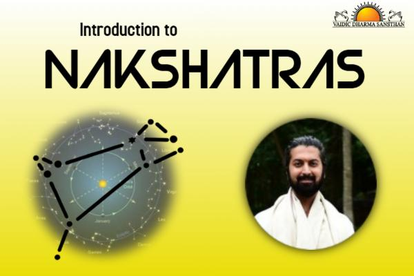 Introduction to Nakshatras with Ashutosh Chawla cover