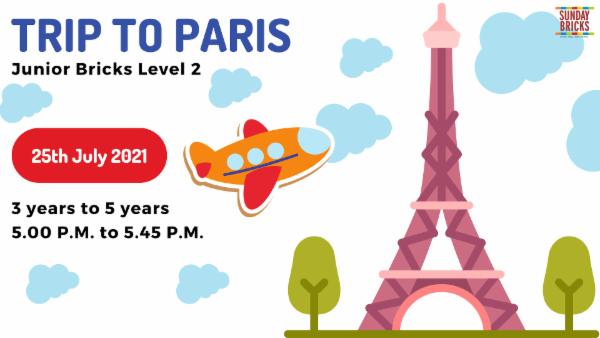 Trip to Paris cover