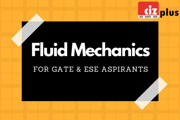Fluid Mechanics - GATE/IES cover