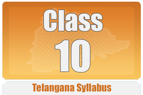 CLASS 10 TELANGANA SYLLABUS cover