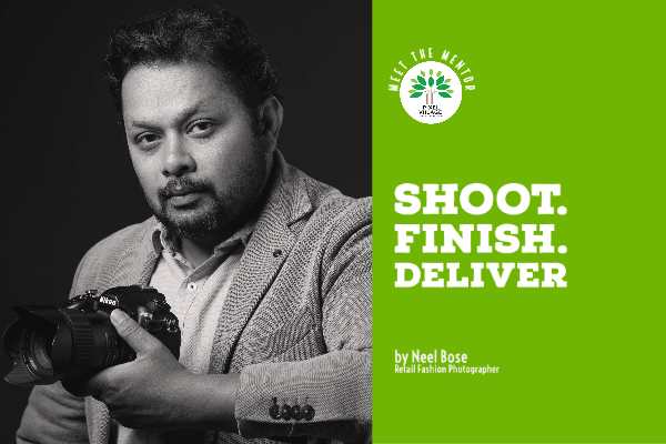 Shoot. Finish. Deliver cover