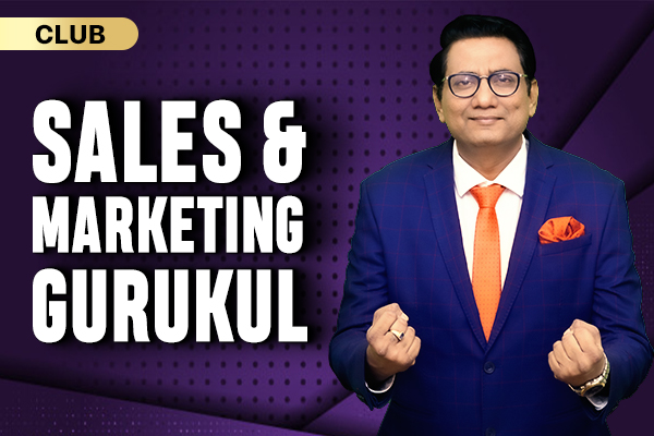 Sales and Marketing Gurukul cover
