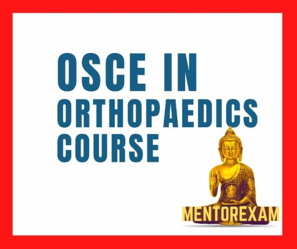 Orthopaedic OSCE Practical exam cover