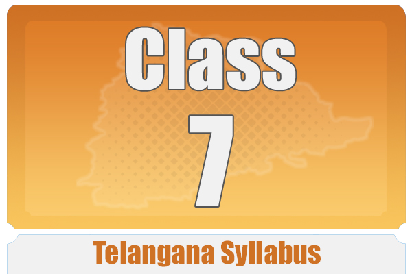 CLASS 7 TELANAGANA SYLLABUS cover
