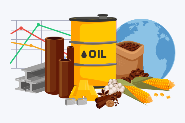 Commodities Basics cover