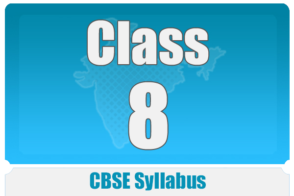 CLASS 8 CBSE cover