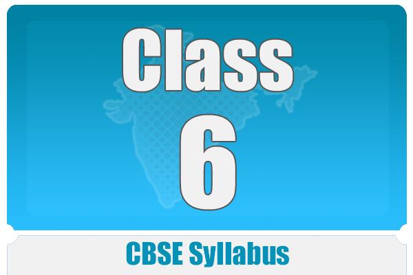 CLASS 6 CBSE cover
